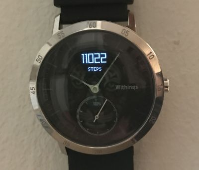 Review on my Withings Steel HR