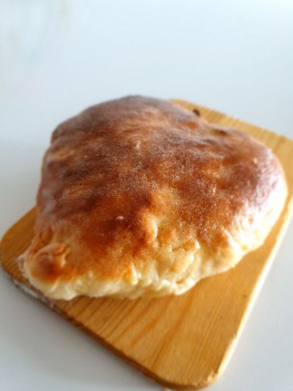 Naan-leipää!