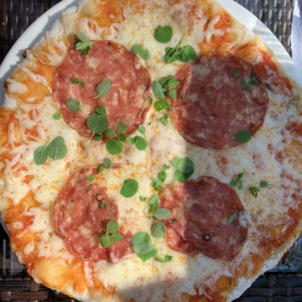 Valmis pizza