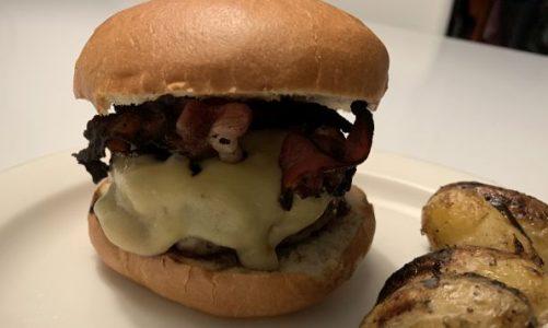 Täydellisen burgerin metsästys, kikkailematta!